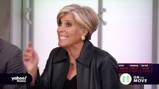 Suze Orman's advice on retirement planning for people 50 and over