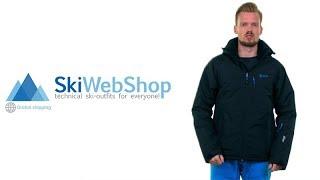 Kilpi, Chip ski jacket, men, plus size black