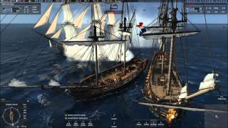 Naval Action Open World - Episode 38 - Renommee v Frigate and Some Trading