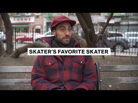 Skater's Favorite Skater: Eli Reed