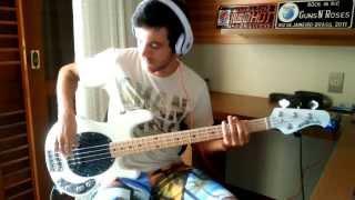 Jota Quest - Mandou Bem [Bass cover]Alexandre Ribeiro