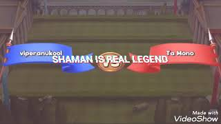 Shaman is real legend in castle crush