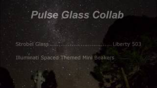Pulse Glass Collab Mini Beakers