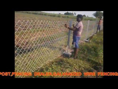 Thirumala Fencing service in Rameshvaram   Angle Fencing service