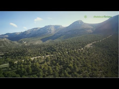 Montes Orientales. Deifontes, Iznalloz y Píñar. Granada