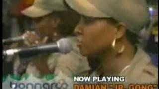 "Damian Marley ""Jr. Gong"" - Love and Inity LIVE @ Bonnaroo 2006"