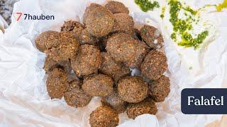 Falafel | Levante-Küche by NENI mit Haya Molcho | 7Hauben Online-Kurs