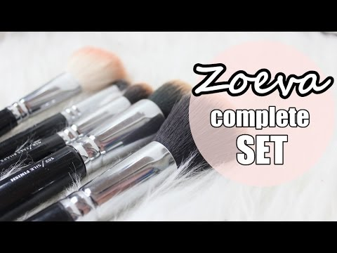 [Review] - Zoeva Complete Set | Kaufen oder Nicht-Kaufen?!