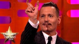 Johnny Depp's Jack Sparrow Prank Didn't Go So Well | The Graham Norton Show