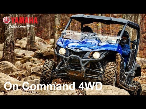 2018 Yamaha Grizzly EPS LE in Spencerport, New York