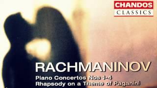 Rachmaninov - Piano Concertos n°2,3,1,4 & Rhapsody (recording of the Century : Earl Wild/Horenstein)