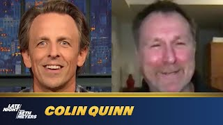 Colin Quinn Lays Out His Issues with the Bill of Rights