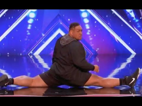 No One Was Expecting This Dancer! | Week 3 | America's Got Talent 2017 (видео)