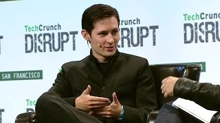 Pavel Durov of Telegram: WhatsApp Sucks