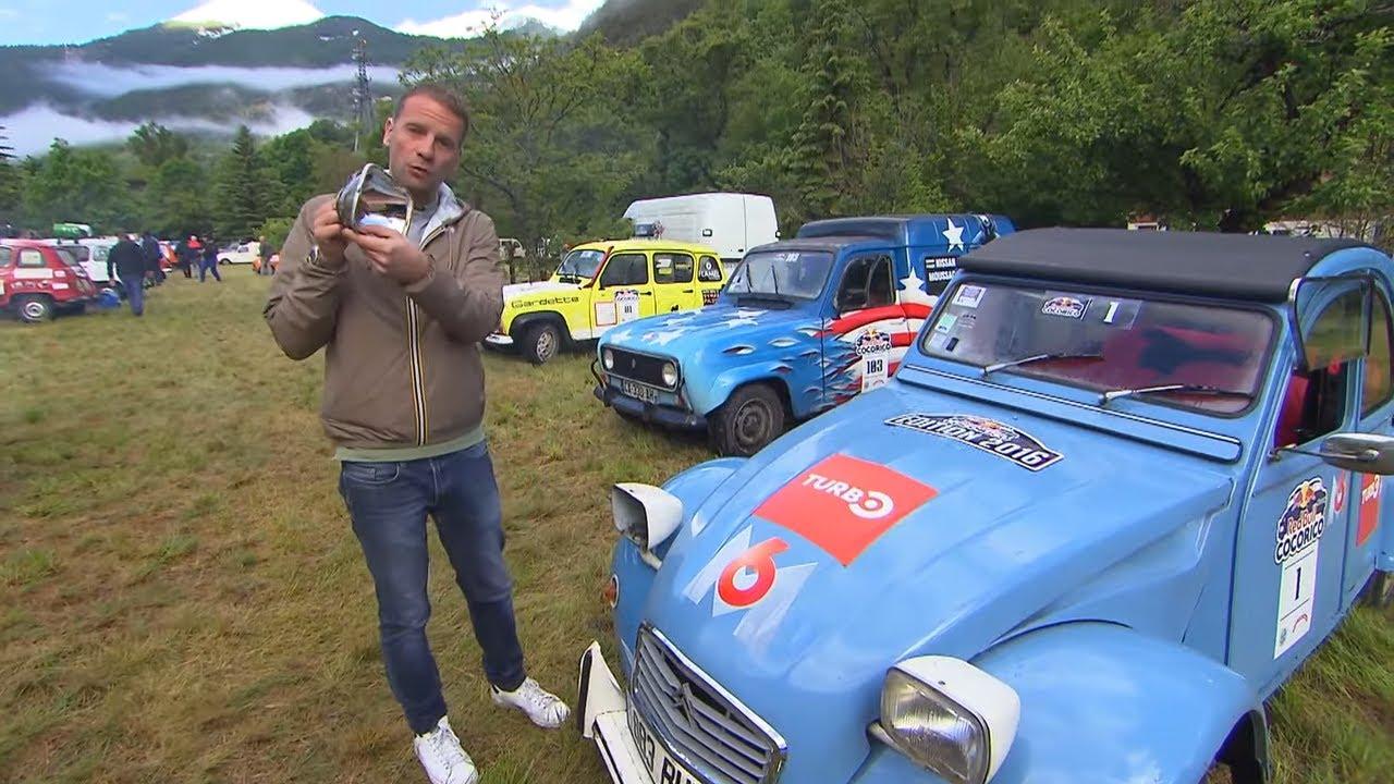 Un Rallye en 4L et 2CV