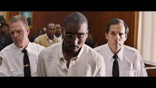 2Pac gives a powerful speech in court in All Eyez on Me