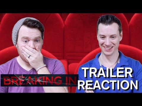 Breaking In - Trailer Reaction