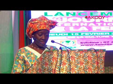 <a href='https://www.akody.com/cote-divoire/news/lancement-de-la-journee-internationale-de-la-femme-en-cote-d-ivoire-315424'>Lancement de la journ&eacute;e Internationale de la femme en C&ocirc;te d'Ivoire</a>