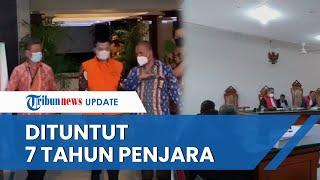 Bupati Nonaktif Bandung Barat Dituntut 7 Tahun Penjara atas Kasus Korupsi Pengadaan Bansos Covid-19