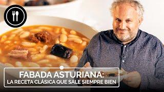 FABADA ASTURIANA, la receta clásica que sale SIEMPRE BIEN