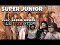 SUPER JUNIOR - LO SIENTO (feat. LESLIE GRACE) | [Mv REACTION]