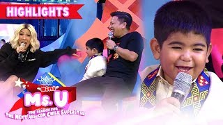 Yorme asks help from Mayor | It's Showtime Mini Miss U