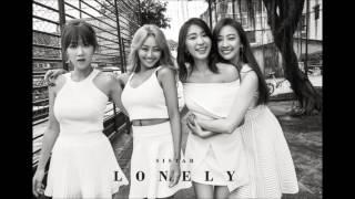 [1 HOUR LOOP] Sistar 씨스타 - Lonely