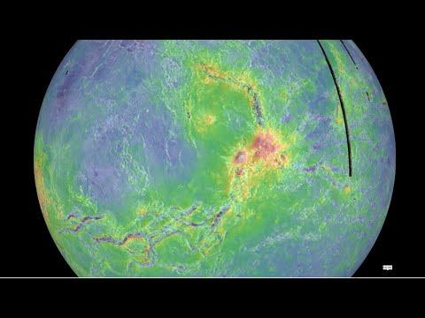 Autonomes Fahrzeug für die Venus