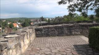 preview picture of video 'Eger Castle part one of two'