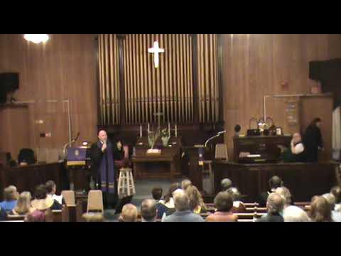 3/25/2018 - Easter Ecumenical Cantata - Sussex United Methodist Church