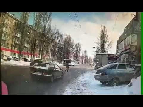 Смертельное ДТП в Саратове