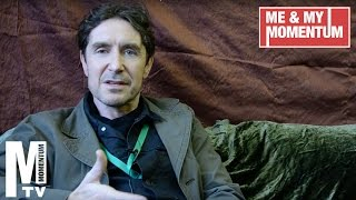 Пол МакГанн, Momentum TV | Actor, Paul McGann, on Momentum