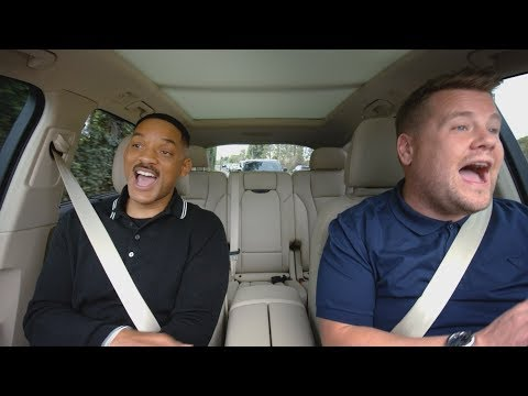 Carpool Karaoke Commercial for Apple Music (2017) (Television Commercial)