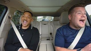 Apple Music — Carpool Karaoke — Will Smith and James Corden Preview