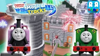 Rosie meet Percy | Thomas and Friends: Magical Tracks - Kids Train Set