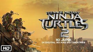 Teenage Mutant Ninja Turtles 2  Trailer 2 English Paramount Pictures India