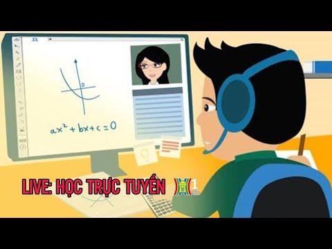 MÔN TOÁN - LỚP 4 | Ôn tập về các phép tính với phân số | 19H45 NGÀY 10.06.2020 | HANOITV
