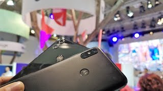 Motorola One (P30 Play) & Motorola One Power (P30 Note) - iPhone X clone hands-on