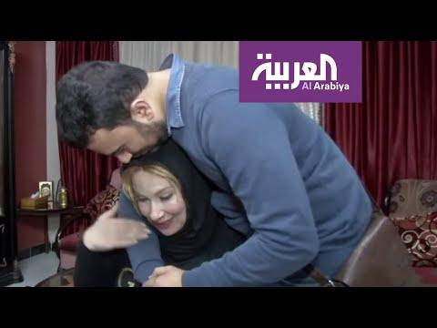 العرب اليوم - شاهد: فلسطيني يلتقي بأمه بعد فراق دام 20 عامًا