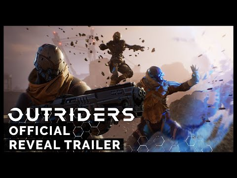 Co-Op RPG Shooter Outriders Delayed To The Christmas Holidays