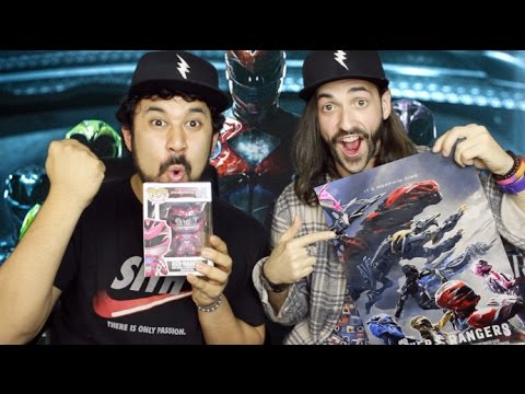 POWER RANGERS MOVIE REVIEW!!!