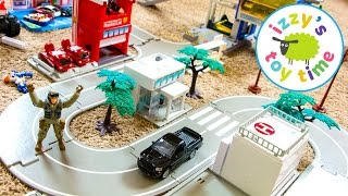 Cars    Hot Wheels Tomica Fast Lane and Playmobil City    Videos