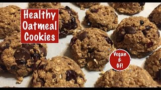 oatmeal chocolate chip cookies gluten free