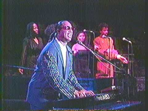 Is't She Lovely,Stevie Wonder Live In Japan 1990 - Cminor7add9th