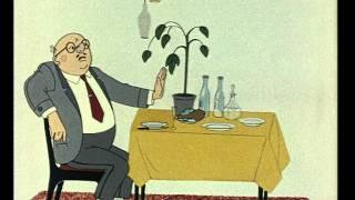 Смотреть онлайн Советский мультфильм: Иван Иванович заболел