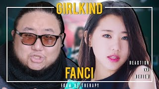 """Producer Reacts to GIRLKIND """"FANCI"""""""