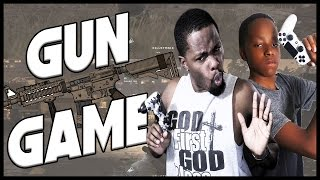 CLUTCH GUN GAME PERFORMANCE!! - Call of Duty Modern Warfare Remastered