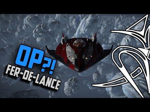 Why is FerDeLance OP!? [Elite Dangerous]