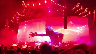 Muse - The 2nd Law: Unsustainable / Dig Down, Live @ Prague, 2019