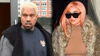 Kanye West Plans To Launch Makeup Line To COMPETE With Kylie Cosmetics?